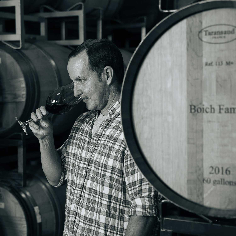 Jeff Ames - Head Wine Maker